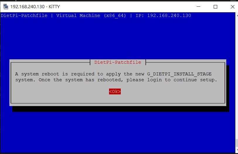 架設家用伺服器PART 2 — 初始設定